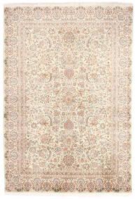 Kashmir Äkta Silke Matta 170X250 Äkta Orientalisk Handknuten Beige/Ljusbrun (Silke, Indien)