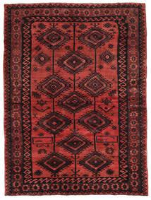 Lori Signerad: Taheri Matta 172X235 Äkta Orientalisk Handknuten Mörkröd/Mörkbrun (Ull, Persien/Iran)