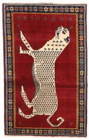 Ghashghai Matta 122X192 Äkta Orientalisk Handknuten Roströd/Röd (Ull, Persien/Iran)