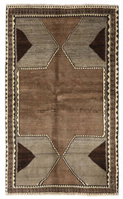 Ghashghai Matta 135X222 Äkta Orientalisk Handknuten Brun/Mörkbrun (Ull, Persien/Iran)