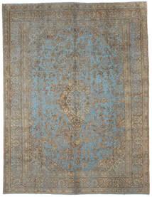 Vintage Heritage Matta 292X379 Äkta Modern Handknuten Ljusgrå/Mörkgrå Stor (Ull, Persien/Iran)