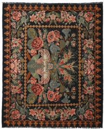 Rosenkelim Moldavia Matta 225X277 Äkta Orientalisk Handvävd Mörkgrå/Mörkbrun (Ull, Moldavien)