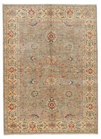 Ziegler Ariana Matta 151X201 Äkta Orientalisk Handknuten Ljusbrun/Ljusgrå (Ull, Afghanistan)