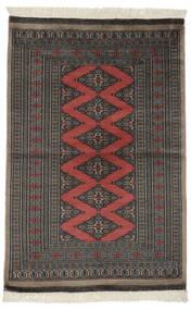 Pakistan Bokhara 2Ply Matta 96X148 Äkta Orientalisk Handknuten (Ull, Pakistan)