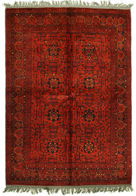 Afghan Khal Mohammadi Matta 169X240 Äkta Orientalisk Handknuten (Ull, Afghanistan)