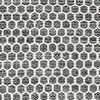 Kelim Honey Comb - Svart / Grå