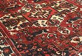 Persiska nomad- / bymattor